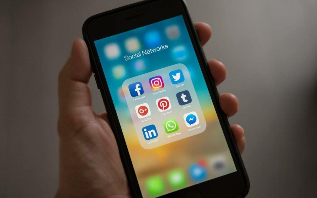 presente redes sociales